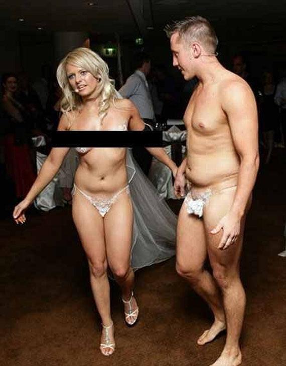 фото на свадьбе голые