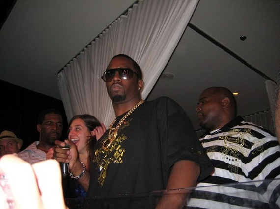 Disco of P Diddy (12 pics)
