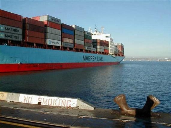Ship parking fail (7 pics)