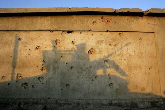 Afghanistan. 8 years of war (45 pics)