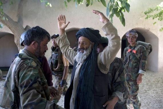 Afghanistan. 8 years of war (45 pics)