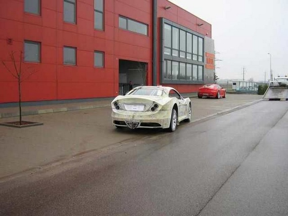 Mercedes-Benz CL65 AMG? (44 pics)
