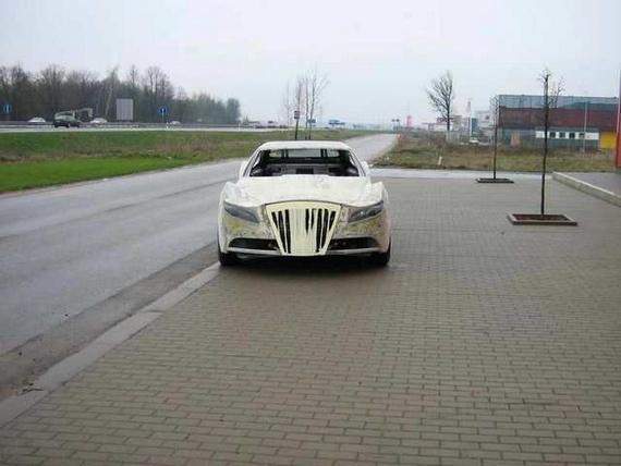 Mercedes-Benz CL65 AMG? (44 pics)