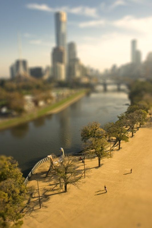 74 Amazing Tilt-shift miniature faking photographs
