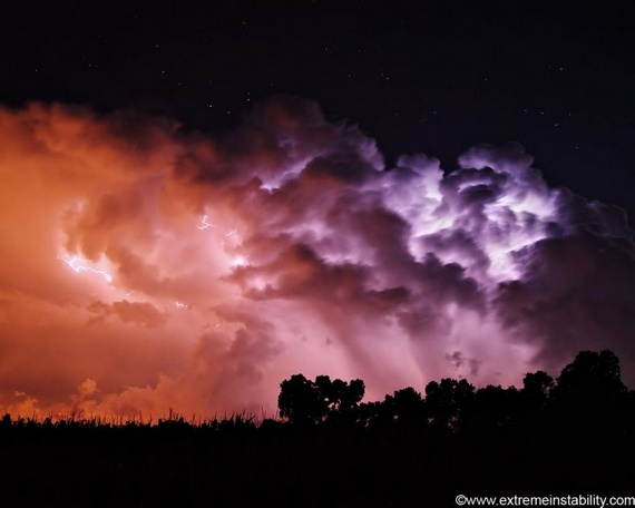 The World's Best Photos of clouds (41 pics)