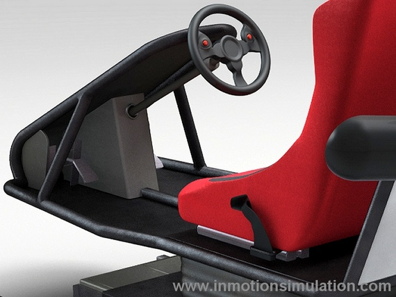 InMotion Simulation (11 pics)