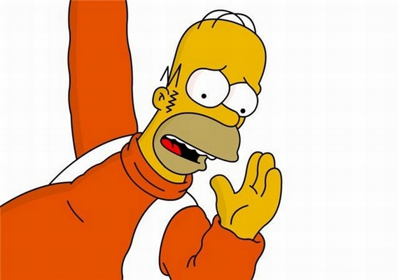 Homer Simpson pictures