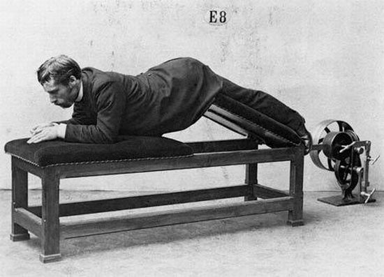 The Origin of Fitness Gym In 19th Century (8 pics)
