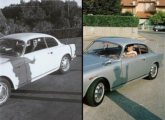 "Matteo Ferrari - ""Automotive Monogomy"" (9 photo)"
