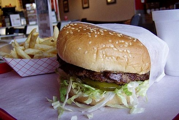 Fast Food pictures...