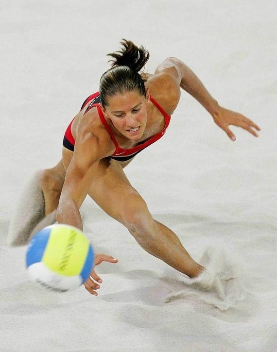 Beach Volleyball Girls 75 Pics-7552
