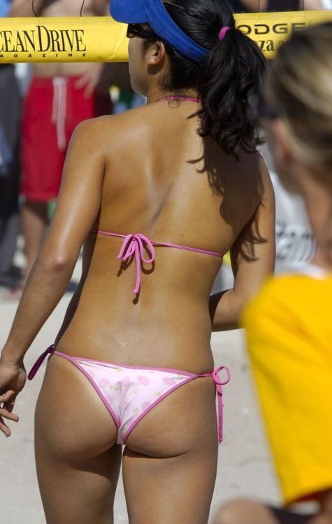 Beach Volleyball Girls 75 Pics-1020