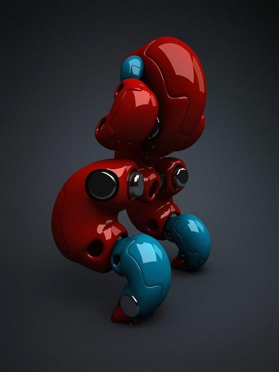 Cool 3D Art (29 pics)