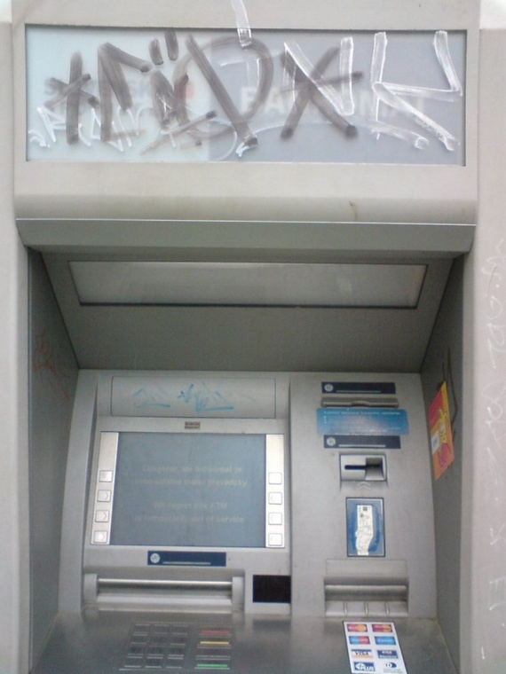 ATM Card Skimmers (10 pics)