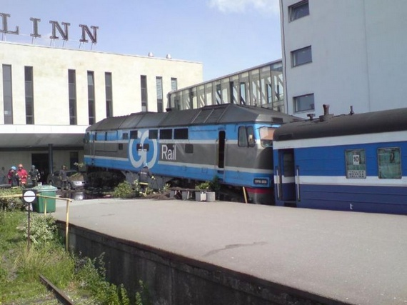 Train Crash (20 pics)