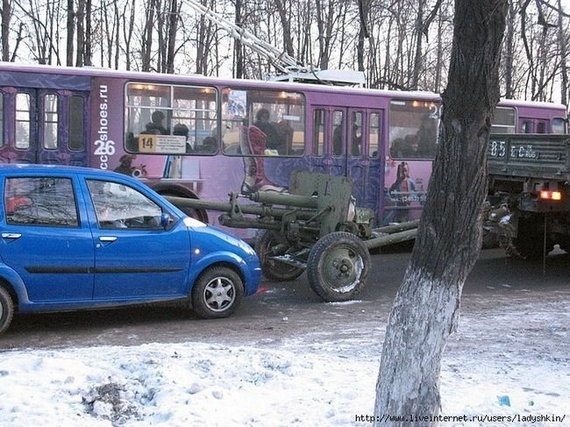 Only in Russia (3 pics)