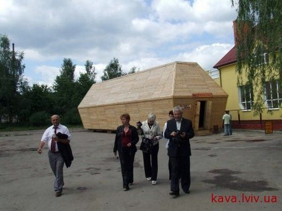 The Coffin Bar (10 pics)