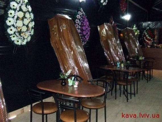 The Coffin Bar (10 pics)