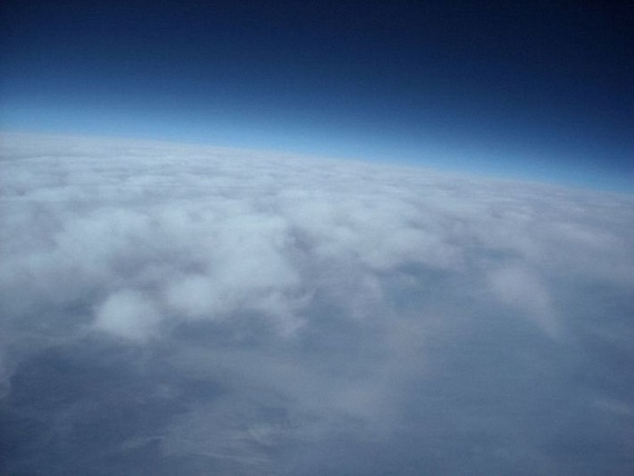 Teens take pictures of space with balloon (40 pics)