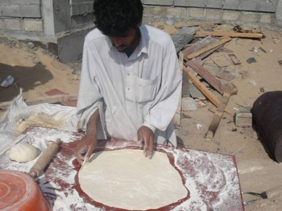 How to make Lavash? ))) (14 pics)
