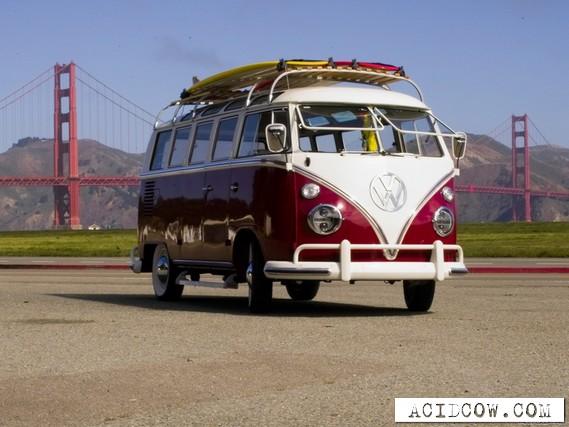 The legendary Volkswagen T1 (29 pics)