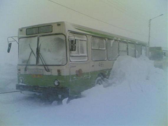 World's Most Extreme Public Transportation?