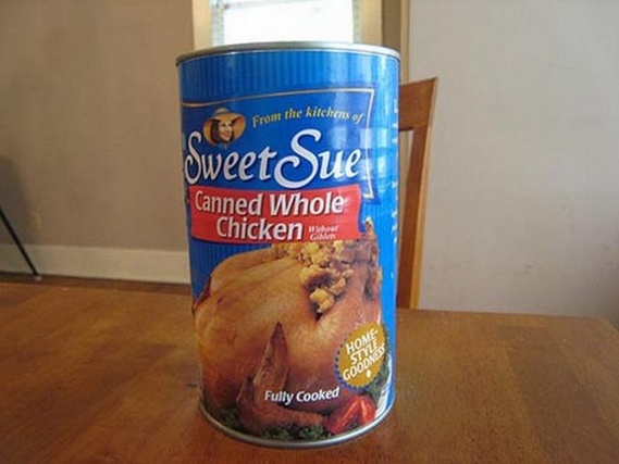 World's Worst Products - Canned whole chicken...