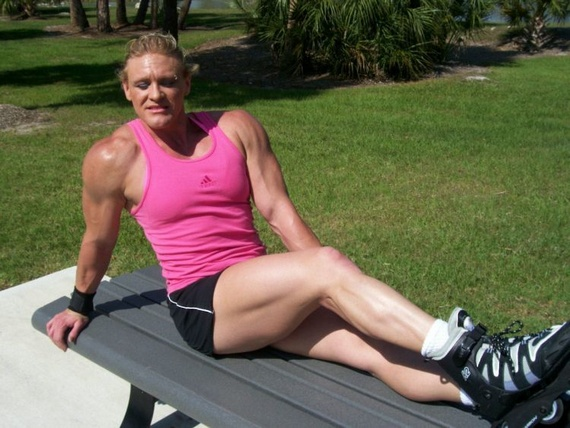 Tammy Jones, Female Bodybuilder (19 pics)