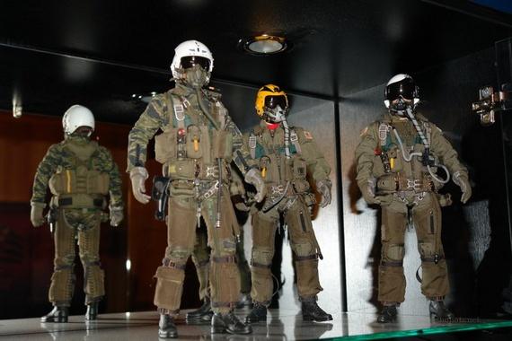 Coolest plastic model toy soldiers (30 pics)