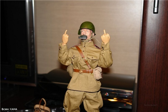 Coolest plastic model toy soldiers (30 pics)