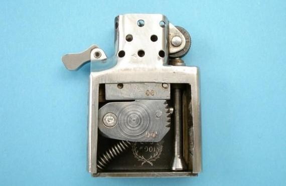 Zippo pistol (5 pics)