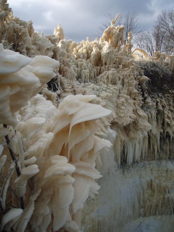 Ice storm (13 pics)