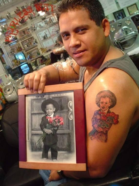Cool Tattoos (34 pics)
