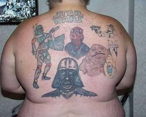 Cool Tattoos (34 pics)