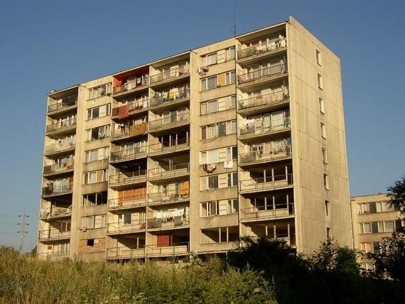 Czech Gipsy Ghettos (30 pics)