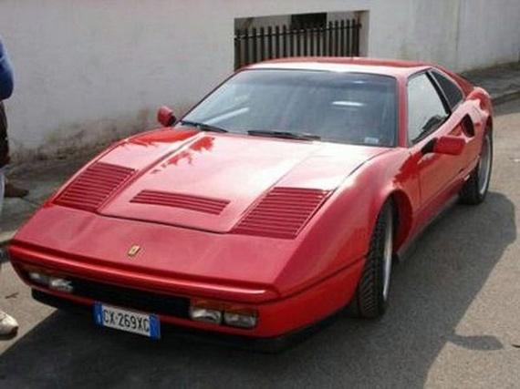 Ferraris Truchas en italia