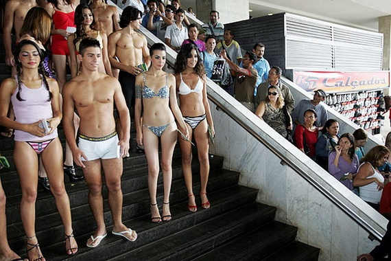 National Underwear Day In Brazil (10 pics)