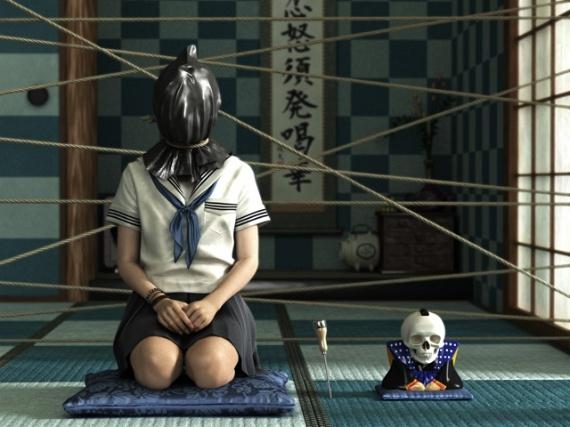Cruel Japanese Art (26 pics)