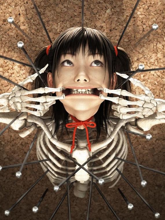 11 to 18 japanese art models