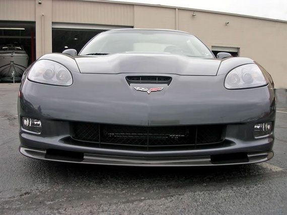 First Crashed Corvette ZR1 Hits EBay For...