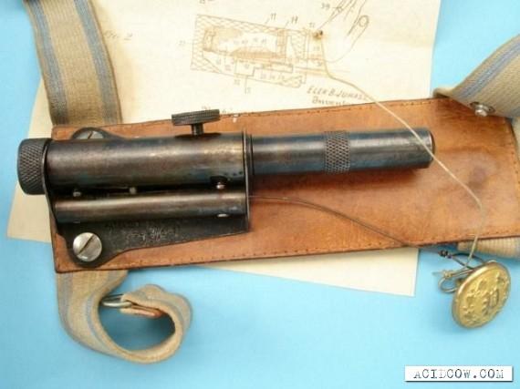 The most unusual pistols in the world (119 pics)