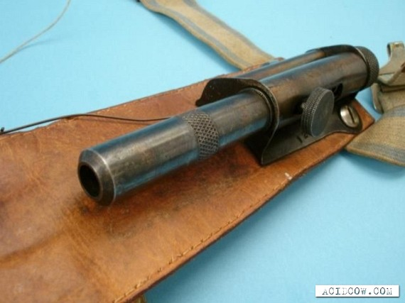 The most unusual pistols in the world (119 pics)