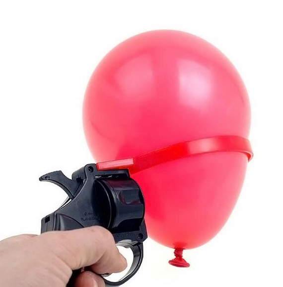 Russian Roulette Bubble Gun (12 pics)