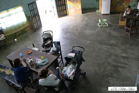 Mothers In Argentina Imprisoned With Babies