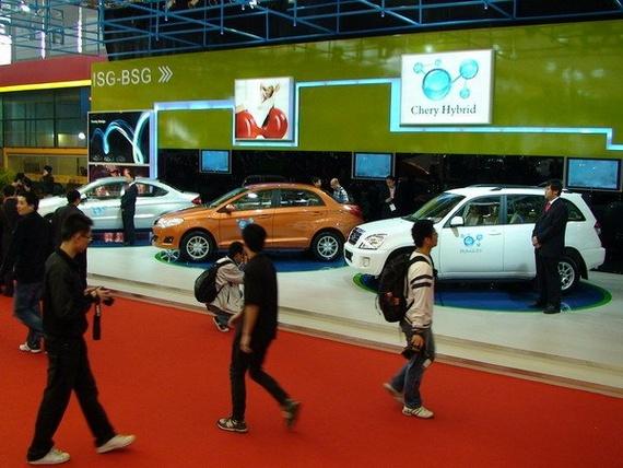 Fake Chinese Car Brands (32 pics)