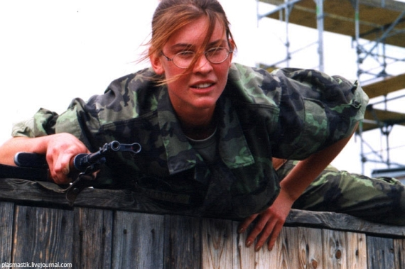 Army girls photos (73 pics)