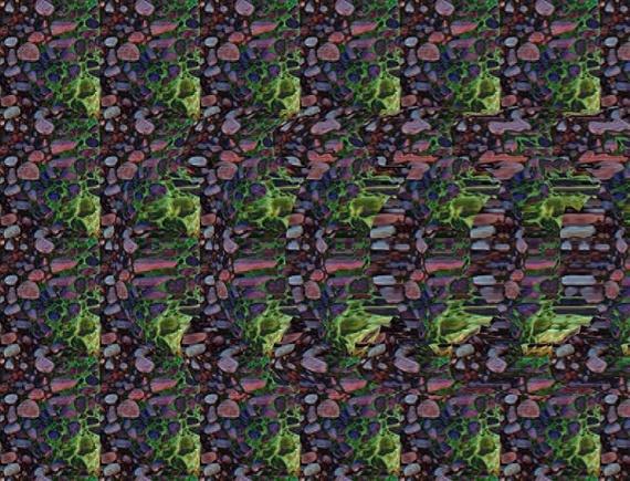 Autostereogram - part 2 (30 pics)