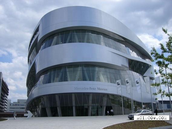 Mercedes-Benz Museum (50 pics)