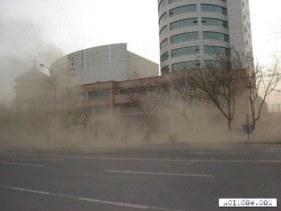 Dust storm (22 pics)