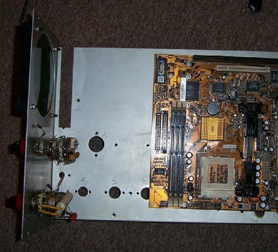 The mad computer case (14 pics)